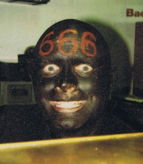 my satan head