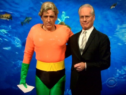 Craig Ferguson, the actor who played Aquaman on CBS's Late Night TV show has left CBS for wetter pastures somewhere.  We wish him luck, and have our fingers crossed that he gets the nod should there ever be a big budget Aquaman movie.