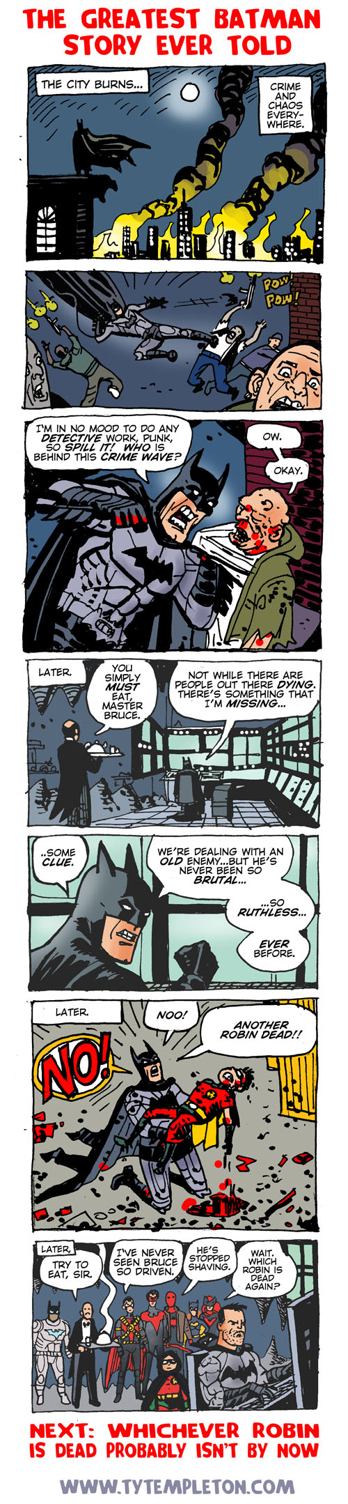 BEST BATMAN EVER