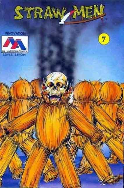 straw men skulls