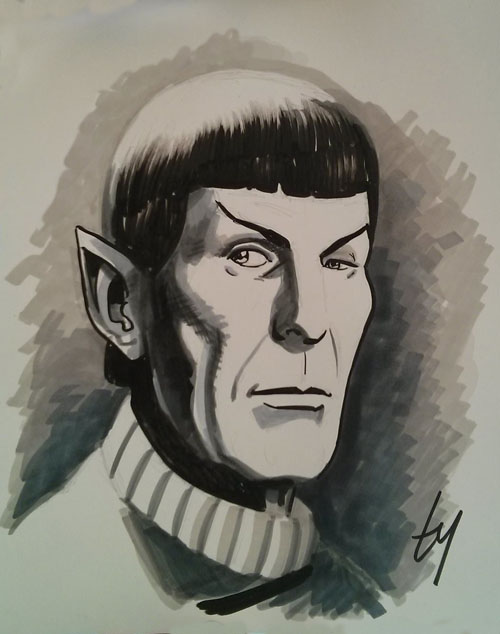 kitchener spock
