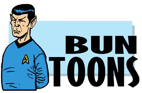 Taken out by a smoking habit.  Spock could only be destroyed by something completely  illogical.