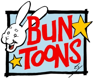 For the Bun Toon archives, click the delightful rabbit above.
