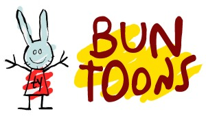 For the Bun Toon archives, going back YEARS, click here!