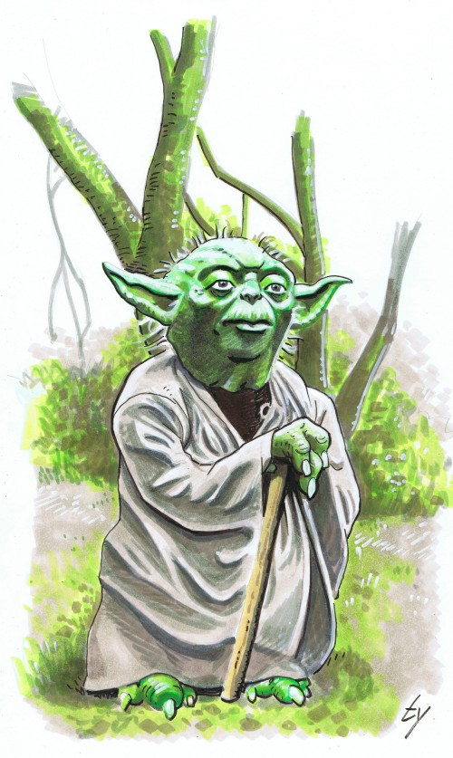 yoda ty templeton