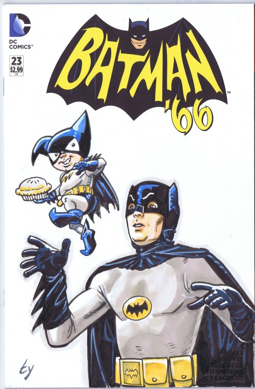 batmite v batman