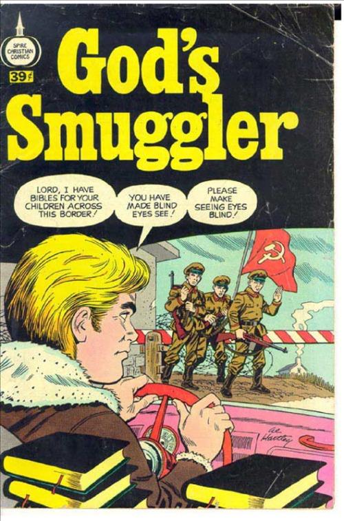 god smuggler