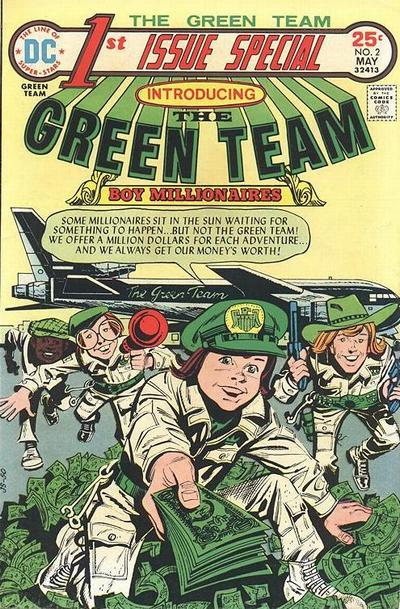 green team 70s