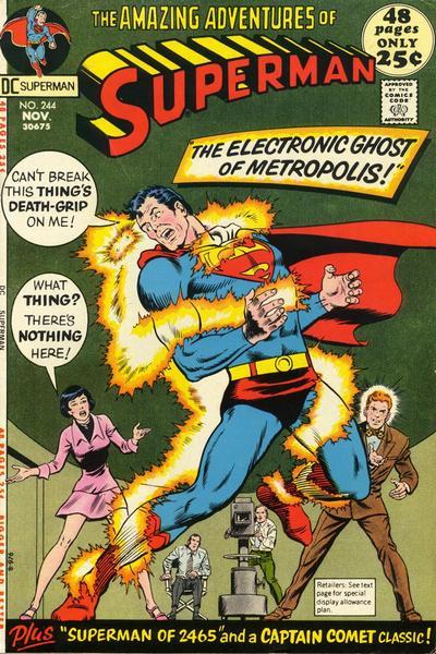 superman 244