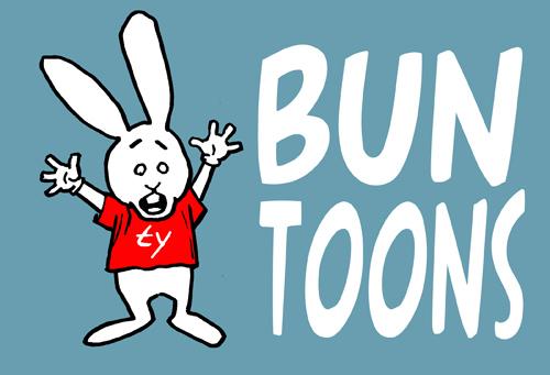 bunny worried logo