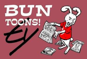 rust bunny logo