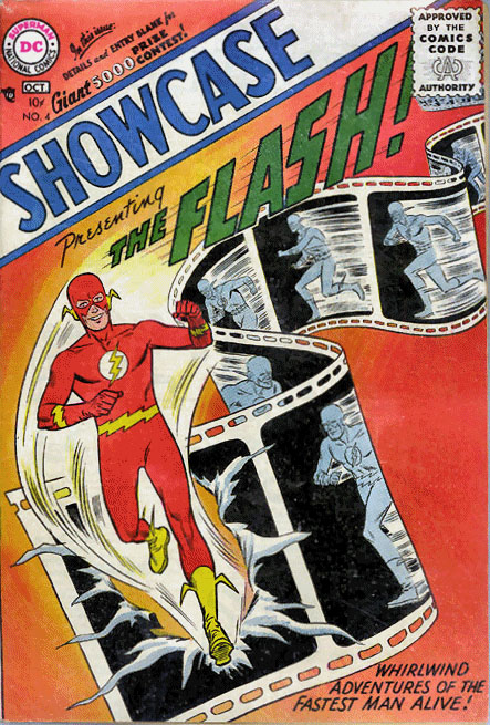 flash showcase