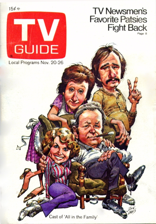 all in the family jack davis