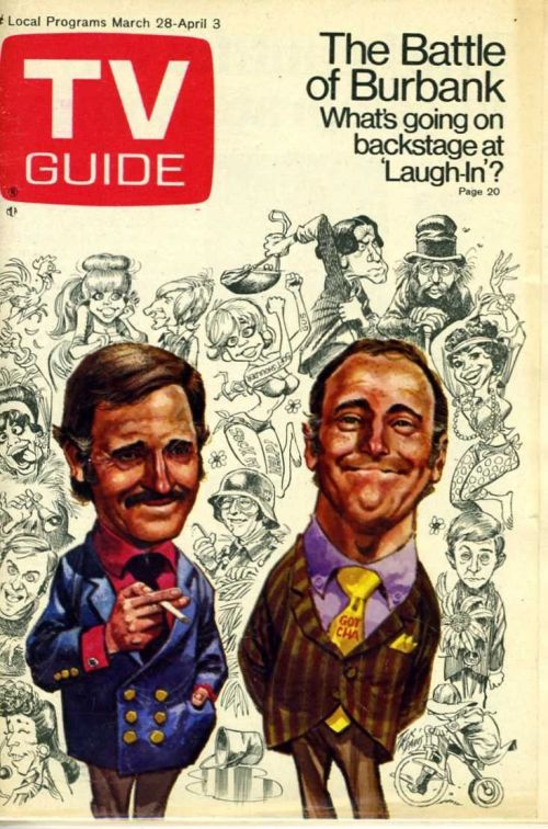laugh in jack davis