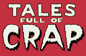 tales of crap logo