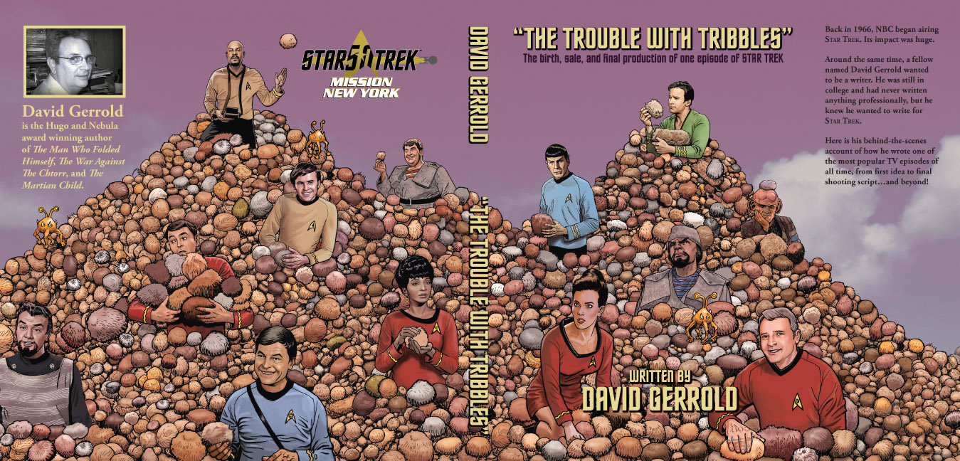 The Trouble With Tribbles BR Printers