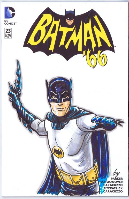 batarang west