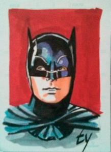 kitchener adam west batman