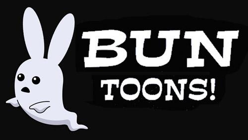 bun toon spooky logo